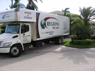 Regions Van Lines - Miami, FL