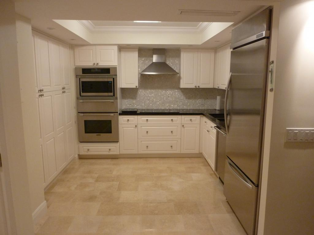 White Shaker Cabinets by Kitchen Cabinets Cabinet Refacing by Visions