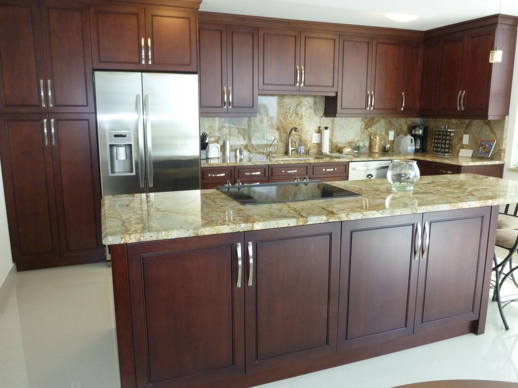 Kitchen cabinet from kitchen cabinets cabinet refacing by for Best product to clean wood kitchen cabinets