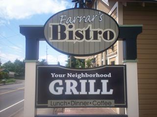 Farrar's Bistro - Vancouver, WA
