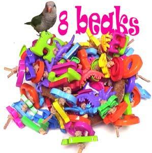 Big Beaks Bird Toys