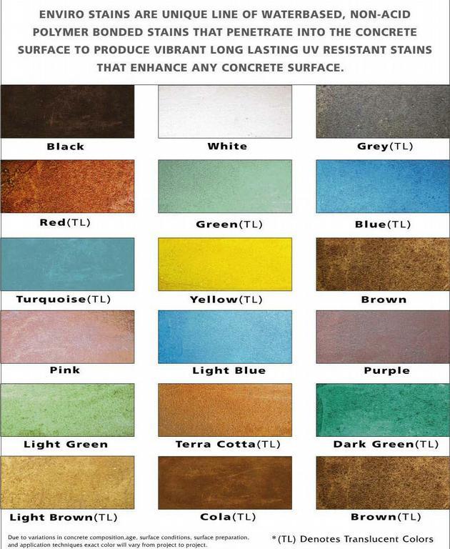 Home Depot Concrete Paint Colors Bing Images
