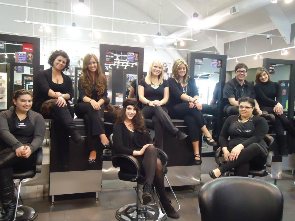 Professional Hairdresser : The Salon Professional Academy7 by The Salon Professional Academy