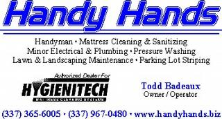 Handy Hands Llc - New Iberia, LA