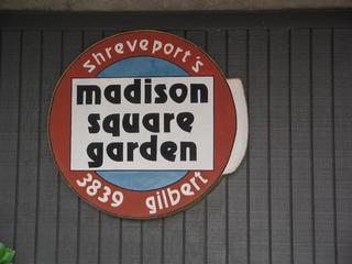 Madison Square Garden Restaurant Shreveport La 71104