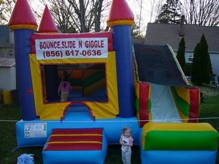 Bounce Slide N Giggle - Barrington, NJ