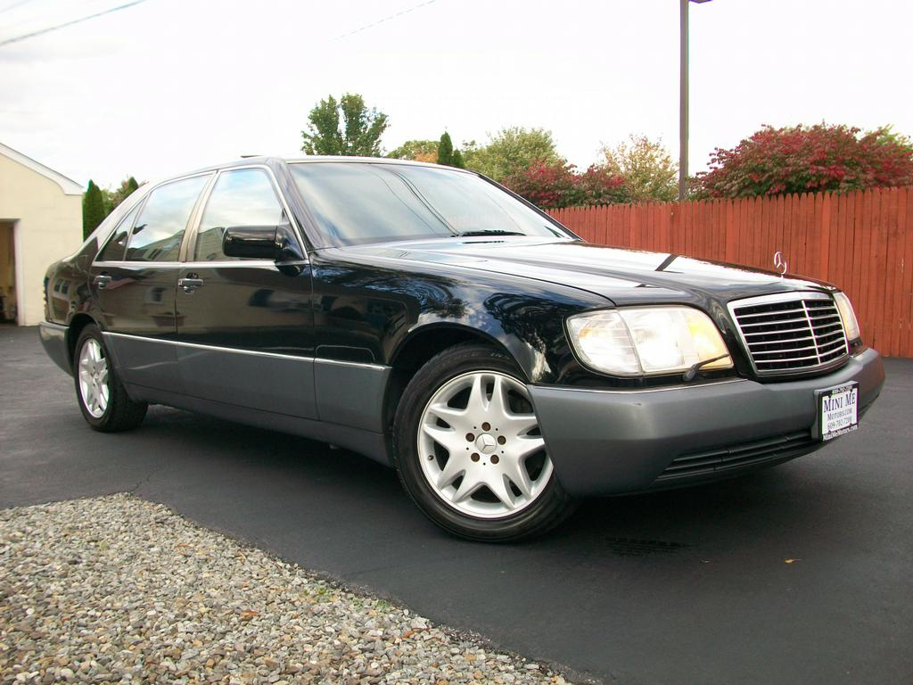 1993 mercedes benz 400sel from mini me motors in mount for 1993 mercedes benz 400sel for sale