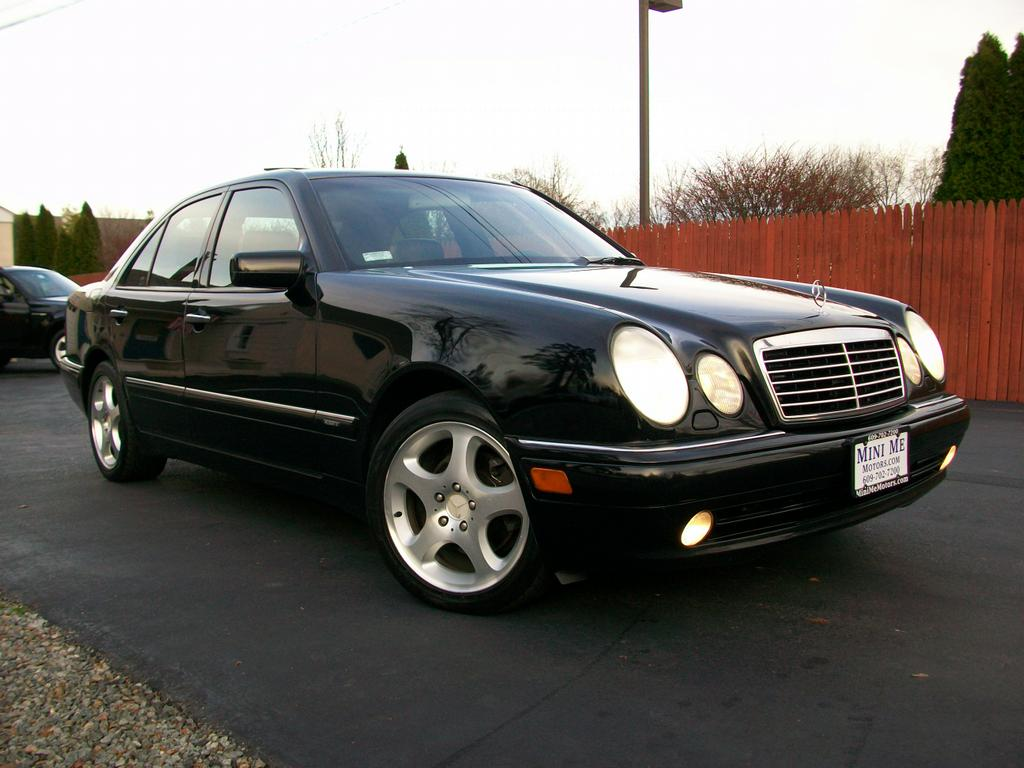 1998 mercedes benz e430 sport from mini me motors in mount