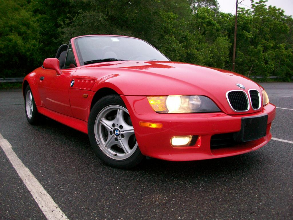 1999 bmw z3 roadster from mini me motors in mount holly for Motor vehicle in mt holly nj