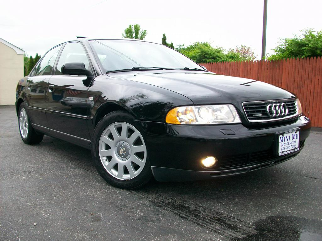 2000 audi a4 1 8t quattro from mini me motors in mount for Motor vehicle in mt holly nj