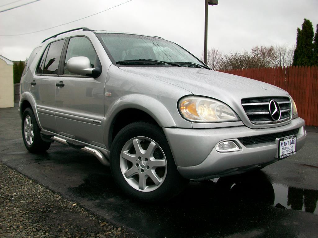 2000 mercedes benz ml430 from mini me motors in mount for Motor vehicle in mt holly nj