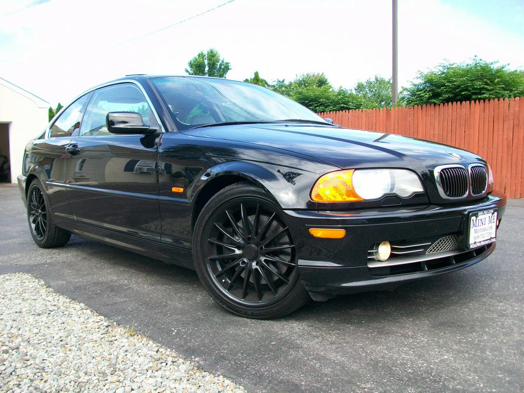 2001 bmw 330ci coupe from mini me motors in mount holly for Motor vehicle in mt holly nj