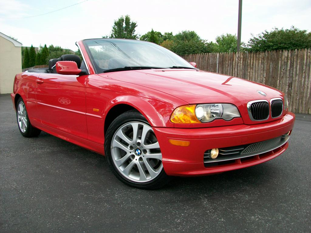 2002 bmw 330ci convertible from mini me motors in mount for Motor vehicle in mt holly nj