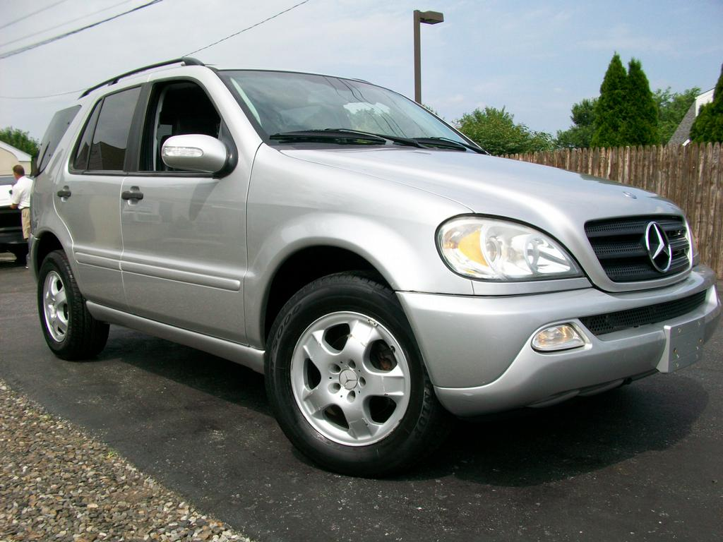 2002 mercedes benz ml320 from mini me motors in mount for Motor vehicle in mt holly nj