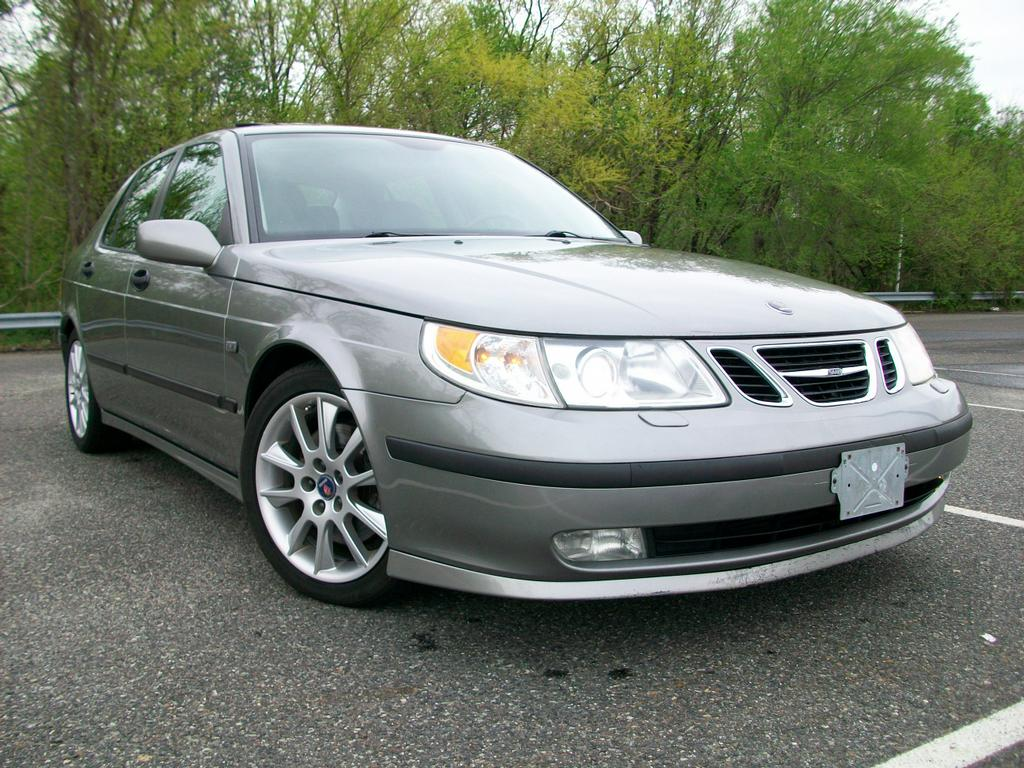 2002 saab 9 5 aero 2 3 turbo from mini me motors in mount for Motor vehicle in mt holly nj