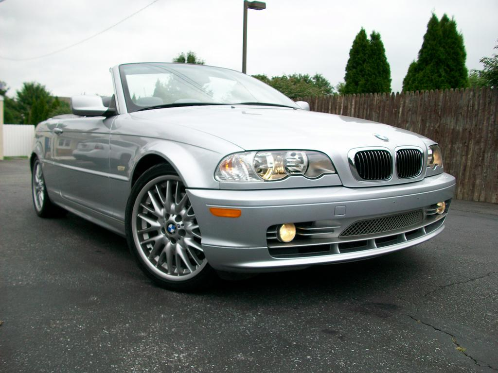 2003 bmw 330ci convertible from mini me motors in mount. Black Bedroom Furniture Sets. Home Design Ideas