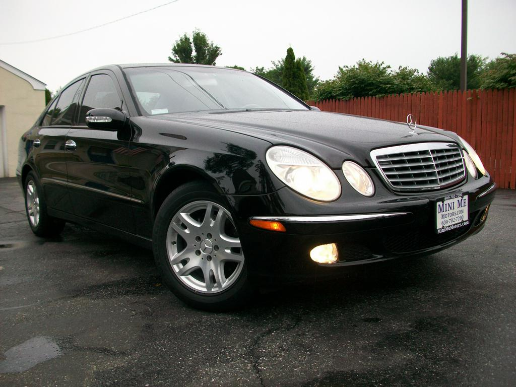 2003 mercedes benz e320 from mini me motors in mount holly for Motor vehicle in mt holly nj