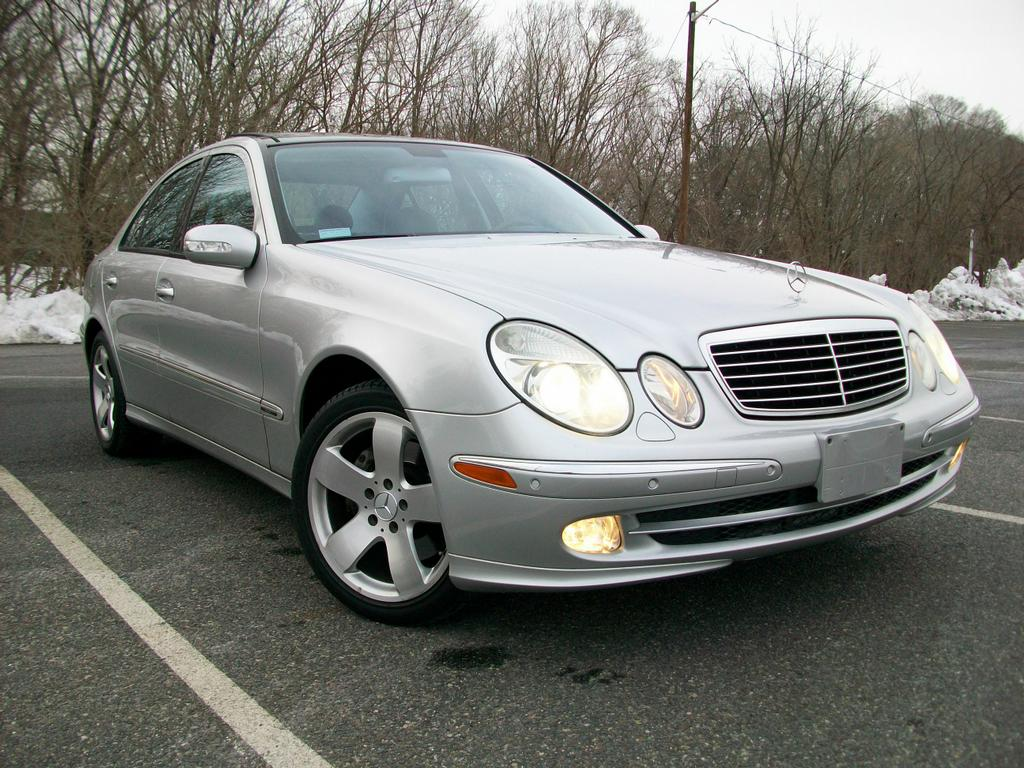 2003 mercedes benz e500 sport from mini me motors in mount for Motor vehicle in mt holly nj