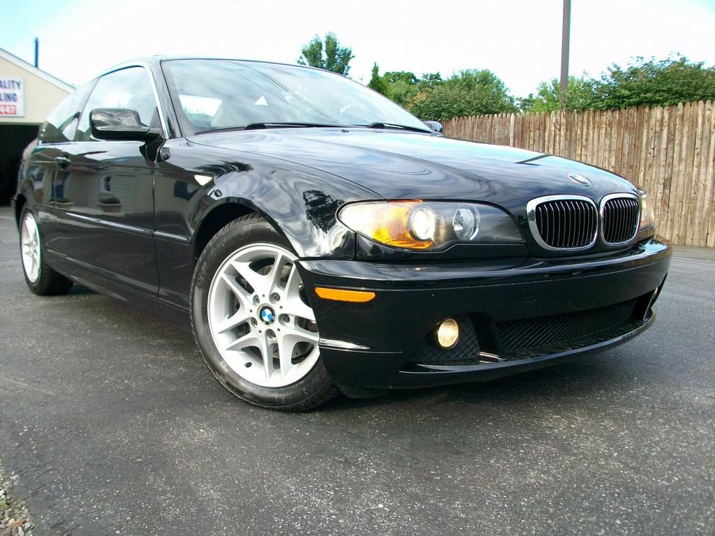 2004 bmw 325ci coupe from mini me motors in mount holly for Motor vehicle in mt holly nj
