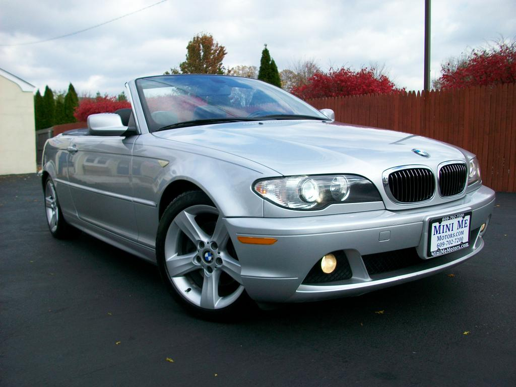 2004 Bmw 325ci Convertible From Mini Me Motors In Mount