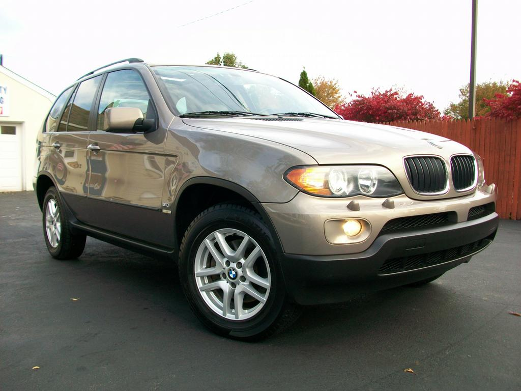 2004 bmw x5 awd from mini me motors in mount holly for Motor vehicle in mt holly nj