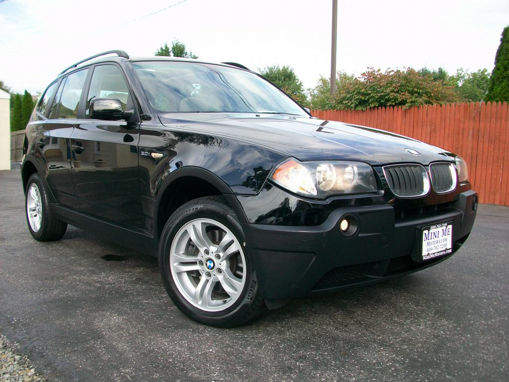 2004 bmw x3 awd from mini me motors in mount holly. Black Bedroom Furniture Sets. Home Design Ideas