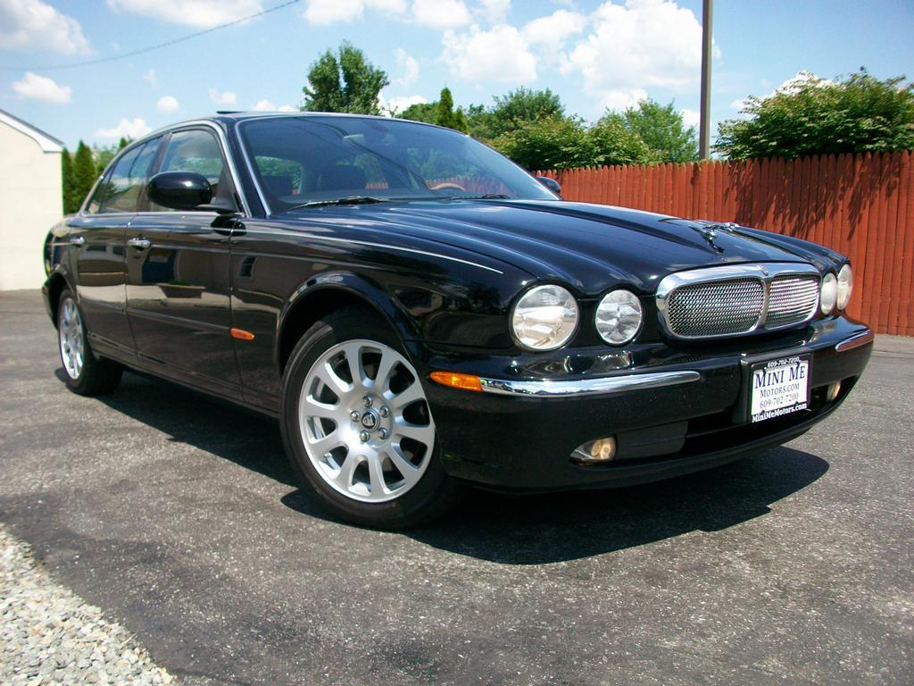 2004 Jaguar Xj8 From Mini Me Motors In Mount Holly Nj 08060