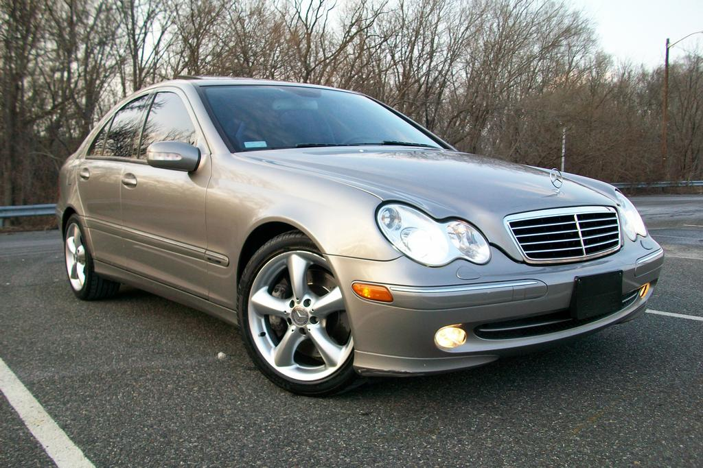 2004 Mercedes Benz C230 Kompressor Sport From Mini Me