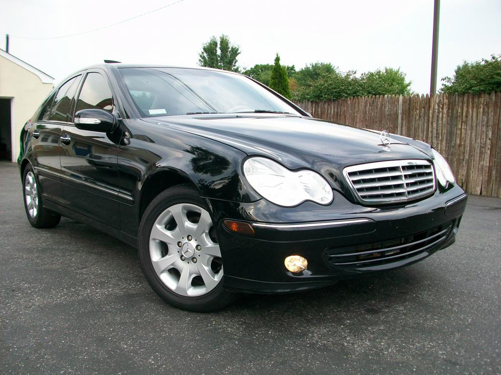 2005 mercedes benz c240 4matic from mini me motors in for Motor vehicle in mt holly nj