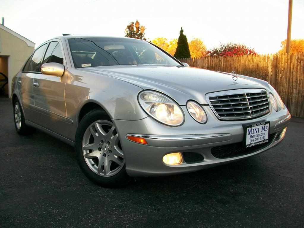 2005 mercedes benz e320 from mini me motors in mount holly
