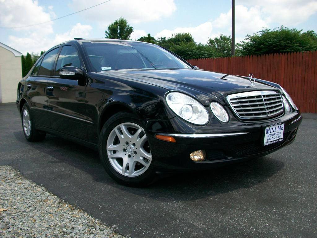 2005 mercedes benz e320 from mini me motors in mount holly for 2005 e320 mercedes benz