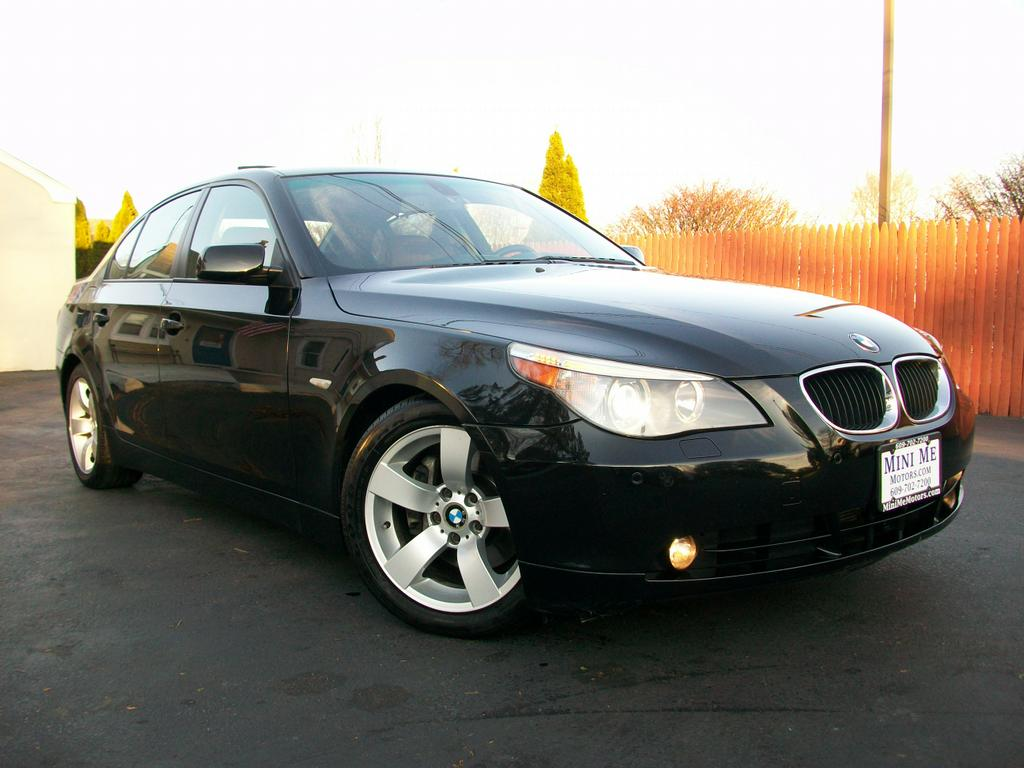 2006 bmw 525ia sport from mini me motors in mount holly for Motor vehicle in mt holly nj