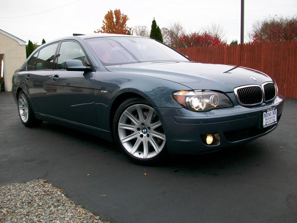 2006 bmw 750li sport from mini me motors in mount holly for Motor vehicle in mt holly nj