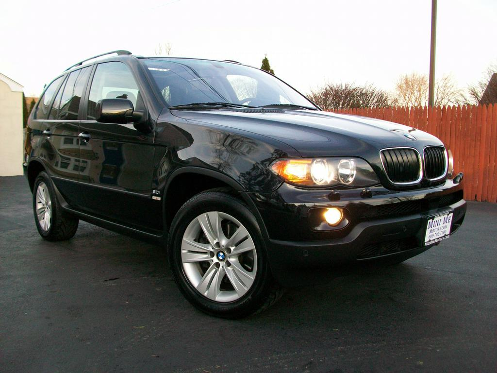 2006 bmw x5 awd from mini me motors in mount holly for Motor vehicle in mt holly nj