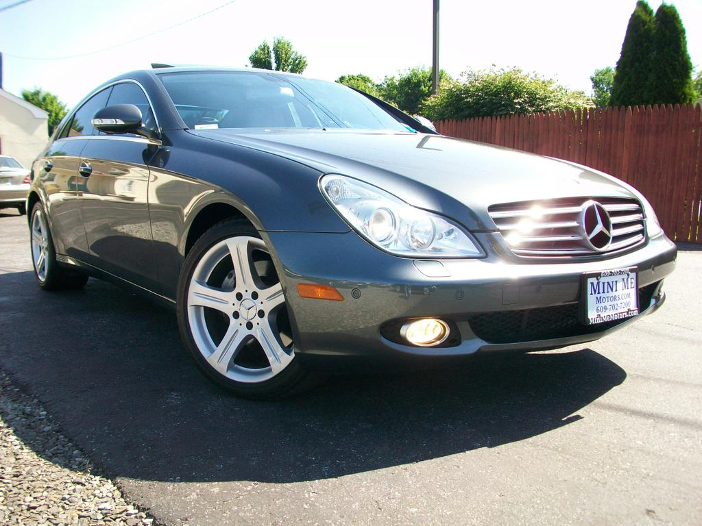 2006 mercedes benz cls500 designo from mini me motors in for Motor vehicle in mt holly nj