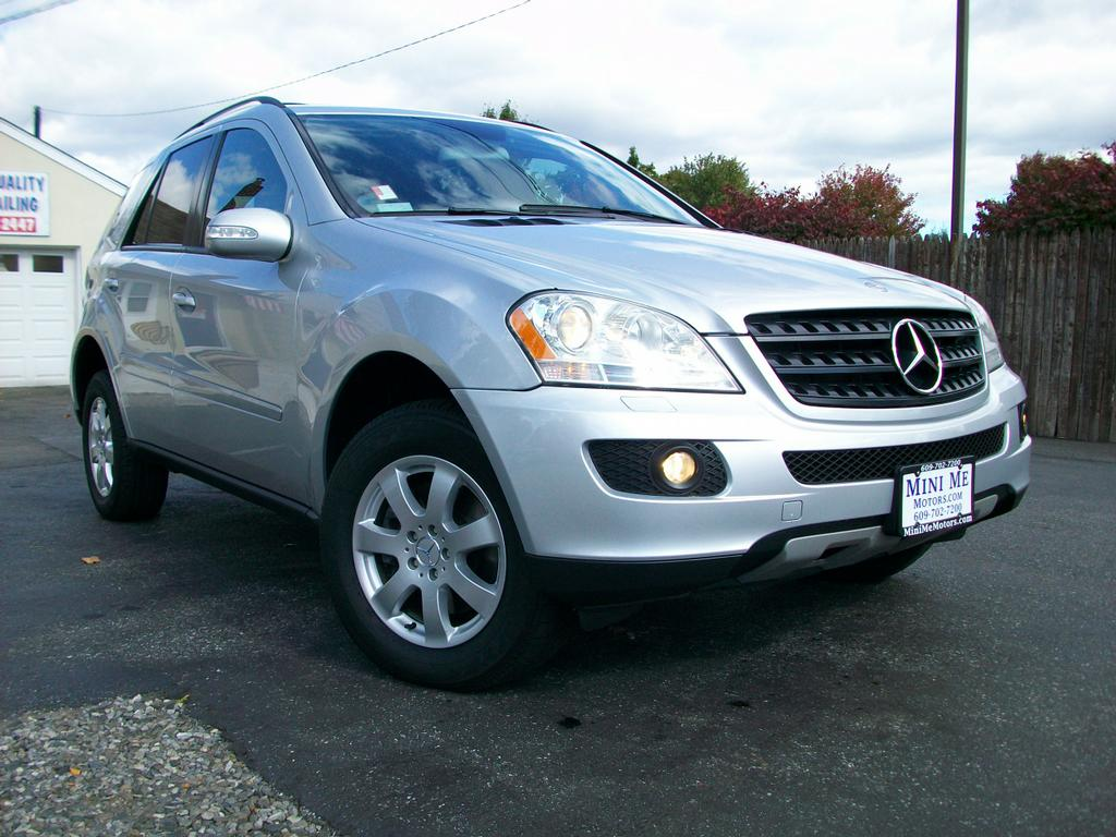 2006 mercedes benz ml350 4matic from mini me motors in for Motor vehicle in mt holly nj