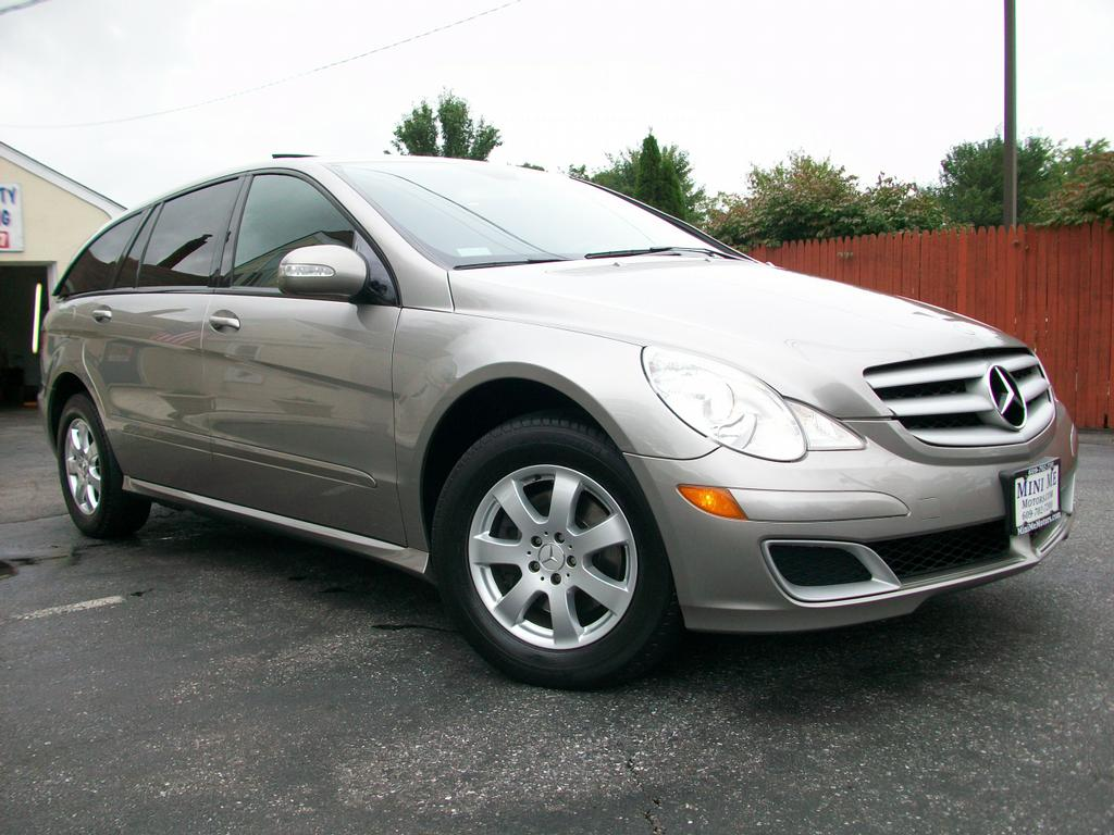 2006 mercedes benz r350 4matic from mini me motors in