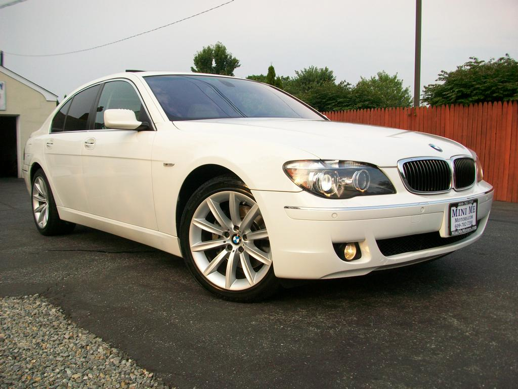 2007 Bmw 750i From Mini Me Motors In Mount Holly Nj 08060