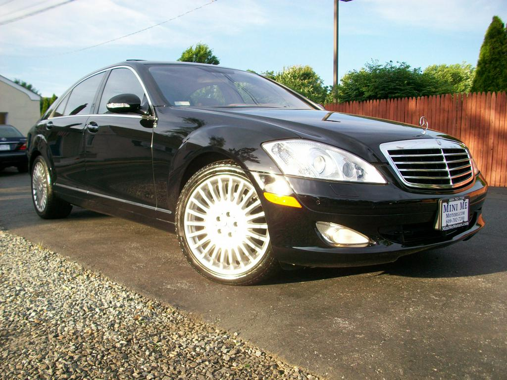 2007 mercedes benz s550 from mini me motors in mount holly for Mercedes benz s550 2007