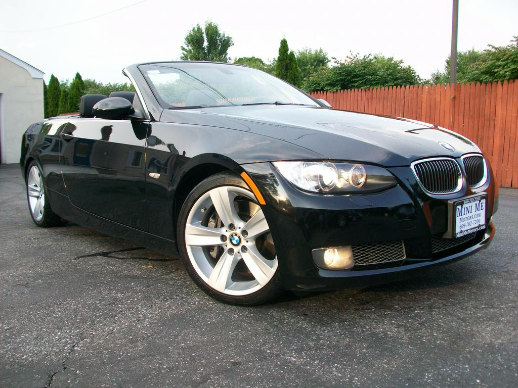 2008 bmw 335i convertible from mini me motors in mount for Motor vehicle in mt holly nj