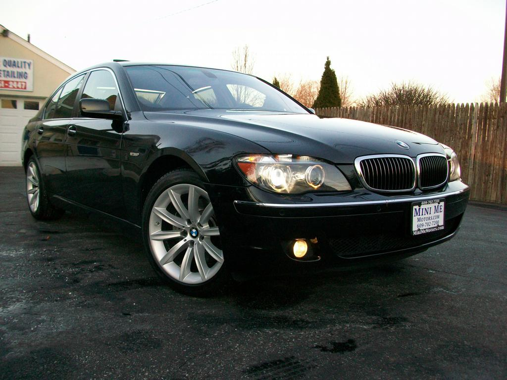 2008 bmw 750i sport from mini me motors in mount holly nj for Motor vehicle in mt holly nj