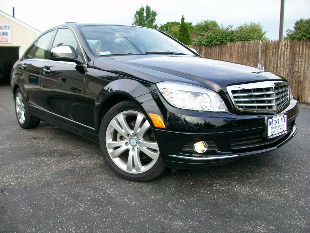 Mercedes Benz C300 4matic 2008 Review