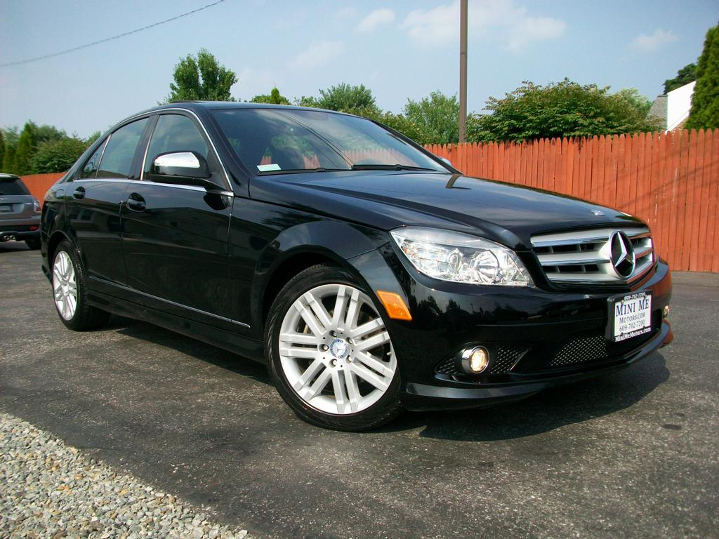 2008 mercedes benz c300 sport review. Black Bedroom Furniture Sets. Home Design Ideas