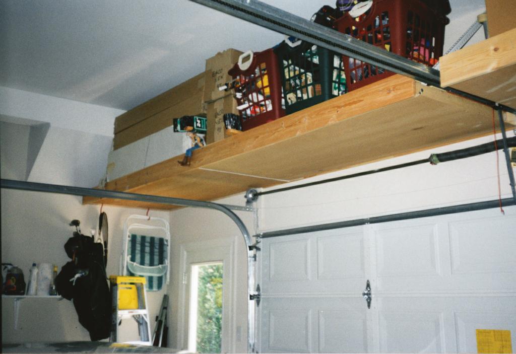 Finished Shelf From Big Shelf Garage Storage Solutions In