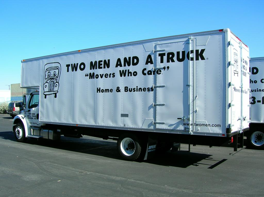 two men and a truck Welcome to two men gear have you been waiting to get your hands on two men and a truck® clothing, accessories and more you've come to the right place.