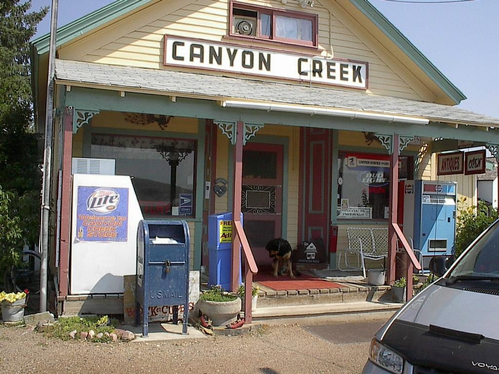 old general store front - photo #22