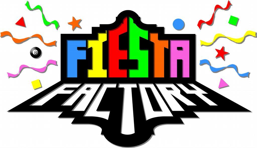Fiesta Factory Logo Final From Fiesta Factory Party
