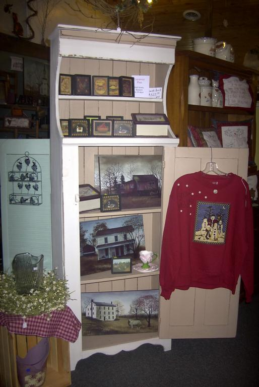 Amish Cabinet by Country Junction