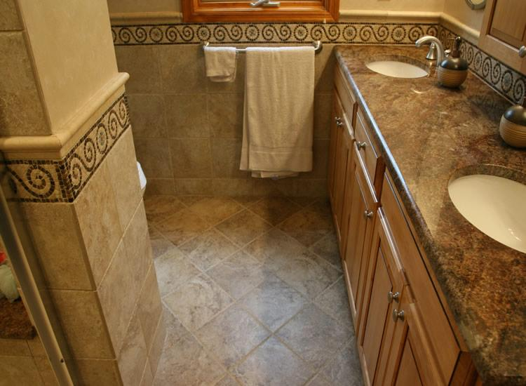 Bathroom tile small from NBCR ~ Custom Renovations in Central
