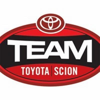 Team Toyota Logo By Team Toyota Of Langhorne